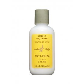SIMPLY ORGANIC ANTI FRIZZ CALMING 118ML