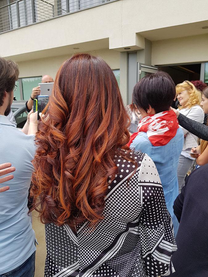 Corso Colorazione capelli